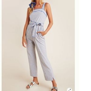 NWT Anthropologie SaturdaySunday Madeline Jumpsuit